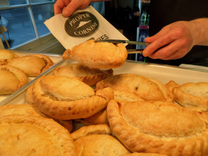 Barbican Cornish Pasty Service Southside Street Plymouth