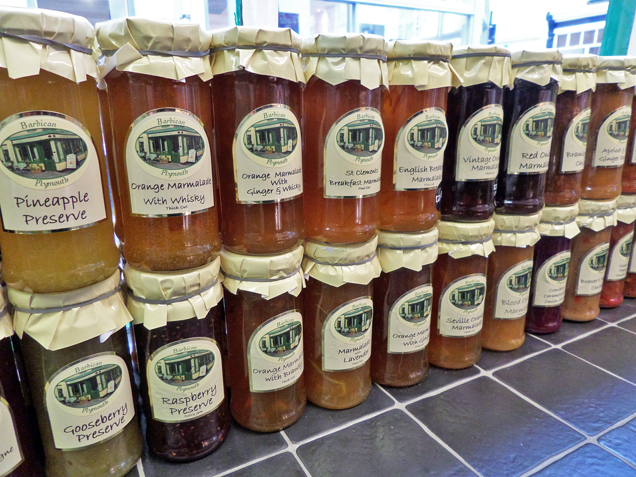 Jars Chutney Spreads